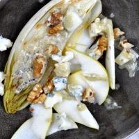 Chicoree | Gorgonzola | Birne