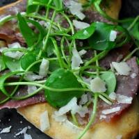Pizzette | Carne salada | Postelein