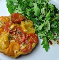 Tomate | Blätterteig