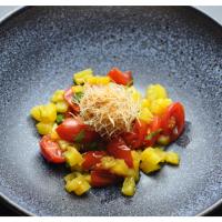 Garnele | Ananas | Tomate