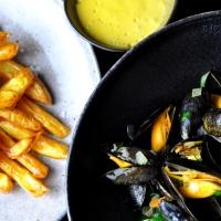 Miesmuschel | Pommes Frites